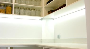 25 modern waiheke island  2014  10.jpg cabinetry, closet, furniture, interior design, room, shelf, shelving, brown, white