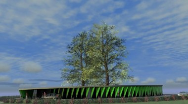 sidecorner.jpg - sidecorner.jpg - architecture | cloud | architecture, cloud, daytime, farm, field, grass, grassland, green, landscape, leaf, meadow, nature, plant, rural area, sky, tree, woody plant, teal