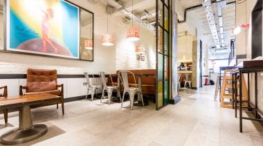 Icecream store 2 - Icecream store_2 - floor floor, flooring, interior design, lobby, white