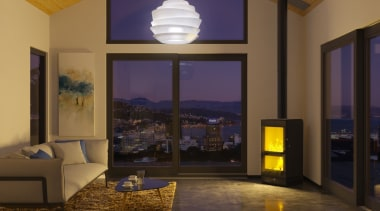 Jayline's UL200 ceiling, interior design, lighting, living room, lobby, real estate, room, wall, window, brown
