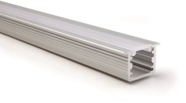Domus Line Diva LED ProfileDesigned in Italy to angle, hardware, material, metal, product design, white
