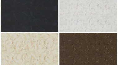 Samsung Staron® introduces the new Supreme™ Collection that material, texture, white