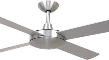 FeaturesHigh performance 188mm x 15mm motorCeiling fan housing, ceiling fan, home appliance, mechanical fan, product design, propeller, white