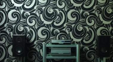 Modern Style Range - design   green   design, green, pattern, wallpaper, black