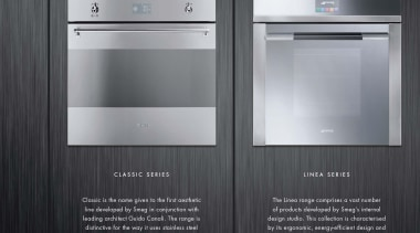 To access our Smeg built-in Ovens brochure please font, product, product design, black
