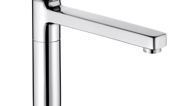 Zenta Chrome Sink Mixer - Zenta Chrome Sink angle, bathtub accessory, hardware, plumbing fixture, product, product design, tap, white