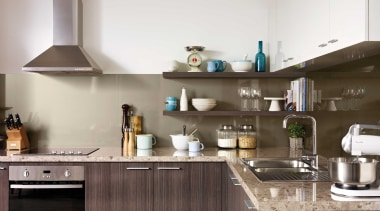 glosspluskitchensmall.jpg - glosspluskitchensmall.jpg - cabinetry | countertop | cabinetry, countertop, cuisine classique, floor, interior design, kitchen, room, gray