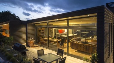 2013 ADNZ National Design Awards Winner - New home, house, outdoor structure, property, real estate, roof, black, brown