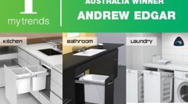 Congratulations to our Australia WInner - Hidden Storage desk, furniture, office, product, table, white, green