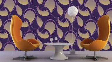 Frequency Range - Frequency Range - chair | chair, design, furniture, interior design, product design, purple, table, wall, wallpaper, gray, purple