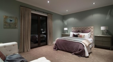 Img 0731 - bed frame | bedroom | bed frame, bedroom, ceiling, estate, floor, home, interior design, property, real estate, room, wall, window, gray, black