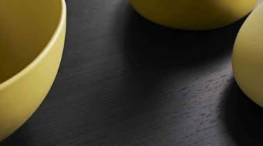 Styling Wendy Bannister. Photography Earl Carter. - Table ceramic, floor, flooring, product design, still life photography, yellow, black