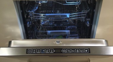 A glimpse into our new line of dishwashers dishwasher, home appliance, kitchen appliance, major appliance, gray, black
