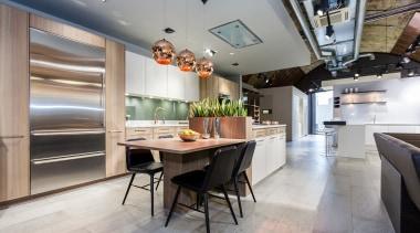 Concreate CF101 PoggenPohl 14 - Concreate_CF101_PoggenPohl_14 - ceiling ceiling, countertop, interior design, kitchen, gray
