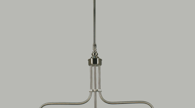 Industrial 2L (Nickle), from Lighting Inspiration - industrial ceiling fixture, light fixture, lighting, metal, product design, gray