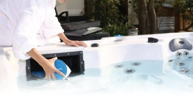 Easy Care Water Management System leisure, product design, swimming pool, water, white