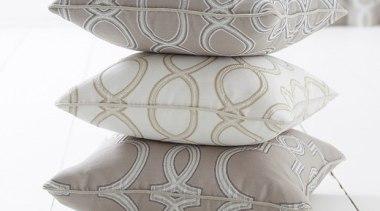 Estelle Collection - Estelle Collection - cushion | cushion, furniture, pillow, throw pillow, gray, white