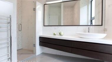Lucerne Road - Lucerne Road - bathroom | bathroom, bathroom accessory, bathroom cabinet, floor, interior design, property, room, sink, gray, white