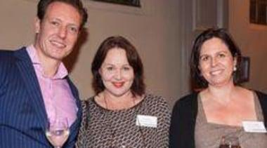 Melle de Pater (The Laminex Group), Elaine Millar public relations, socialite, brown