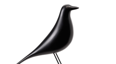 Eames house bird for Vitra - Eames house beak, bird, product design, white