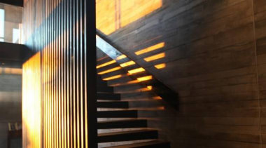 Westmere House - Westmere House - architecture | architecture, ceiling, daylighting, interior design, light, lighting, lobby, stairs, wall, wood, brown