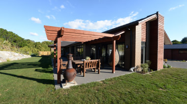Outdoor living spaceFor more information, please see
