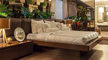 Suelo Keranium 1 - Suelo Keranium 1 - bed frame, ceiling, floor, flooring, furniture, hardwood, interior design, laminate flooring, living room, wall, wood, wood flooring, brown, orange