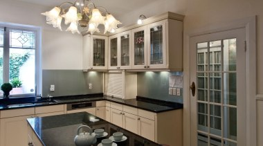 Oriental Bay Kitchen - Oriental Bay Kitchen - cabinetry, countertop, cuisine classique, home, interior design, kitchen, real estate, room, window, gray