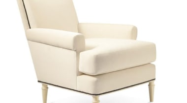 """Upholstery helps set the foundation for how a angle, armrest, chair, club chair, furniture, product, product design, white"