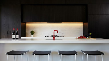 TIDA – Proudly brought to you by Kitchen furniture, interior design, product design, table, black, gray
