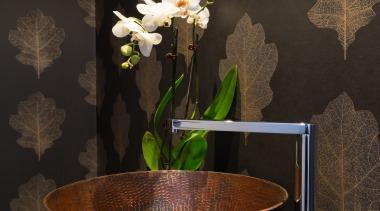 Citylife Apartment - Citylife Apartment - ceramic | ceramic, flower, ikebana, interior design, still life, still life photography, table, wall, black