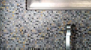 vetro scuro splashback tiles - Vetro Mosaics Range floor, flooring, interior design, room, tile, wall, gray