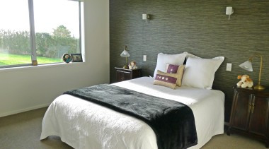 For more information, please visit www.gjgardner.co.nz bed, bed frame, bed sheet, bedding, bedroom, ceiling, floor, home, interior design, mattress, property, real estate, room, wall, window, gray, brown