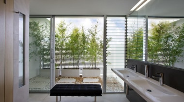 Banham Architects – Highly Commended - 2015 Trends architecture, daylighting, house, interior design, real estate, window, gray