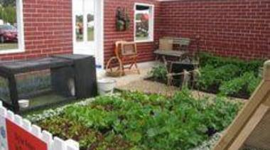 At Ellerslie International Flower Show - At Ellerslie backyard, courtyard, garden, herb, home, landscaping, outdoor structure, plant, property, real estate, roof, yard