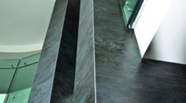 Thin ceramic tiles for floors, walls and exteriors angle, architecture, building, daylighting, facade, floor, flooring, glass, structure, gray, black