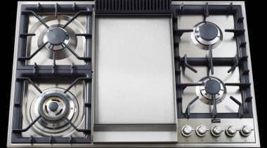ILVE gas cooktops are all equipped with the cooktop, gas stove, product, product design, black, white