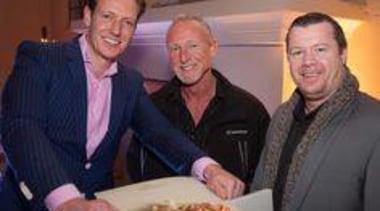 Melle de Pater (Laminex New Zealand), Nigel Barnett cuisine, dish, food, meal
