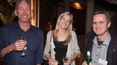 Mark Ellery (Ellery Muir), Abby Bjorkland (Nuvo) and drink, event, pub, socialite, black