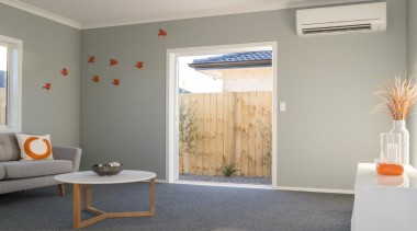 Tauranga Showhome - Tauranga Showhome - ceiling | ceiling, door, floor, home, interior design, real estate, room, wall, window, gray