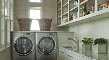 Utilitarian spaces such as laundry rooms and mudrooms cabinetry, countertop, home, interior design, kitchen, laundry room, gray