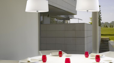 Leila from Grok, Spain - Pendant Light - interior design, product design, table, gray