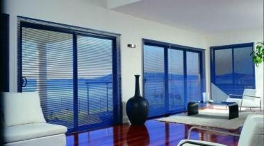 luxaflex aluminium venetian blinds - luxaflex aluminium venetian ceiling, condominium, curtain, daylighting, door, interior design, living room, property, real estate, room, shade, window, window blind, window covering, window treatment, gray, blue