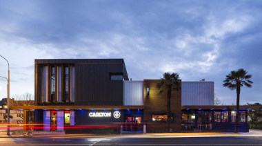 MERIT WINNERCarlton (3 of 4) - Holmes Consulting architecture, building, city, facade, real estate, sky, teal