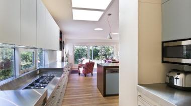 Seatoun Kitchen - Seatoun Kitchen - countertop | countertop, house, interior design, kitchen, real estate, white, gray