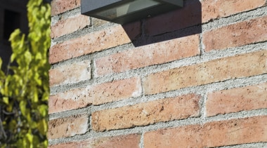 Exterior and Outdoor Lights - Exterior and Outdoor brick, bricklayer, brickwork, facade, roof, stone wall, wall, gray