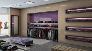 Seratone Escape offer 16 ultra-glossy colours born from boutique, interior design, retail, gray