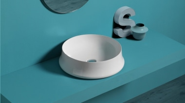 Stylish yet simple - Stylish yet simple - ceramic, still life photography, table, tap, teal
