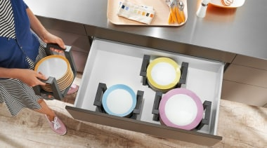 AMBIA-LINE kitchen accessories – organization at its best. furniture, product, product design, table, gray