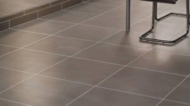Earthstone clay grey dining room floor tiles - floor, flooring, hardwood, line, tile, gray